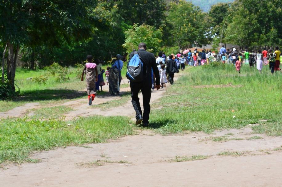 Mshimbakye Soccer field